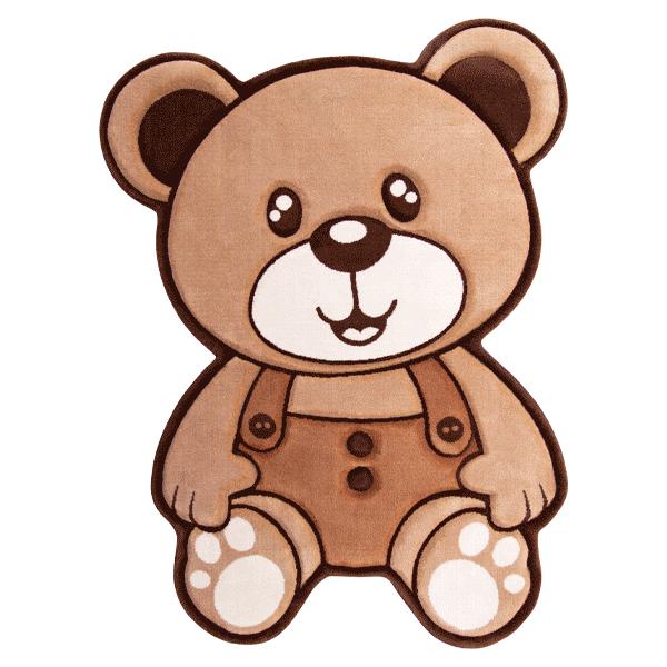 فرش کودک طرح خرس